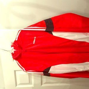 Adidas track jacket never worn.